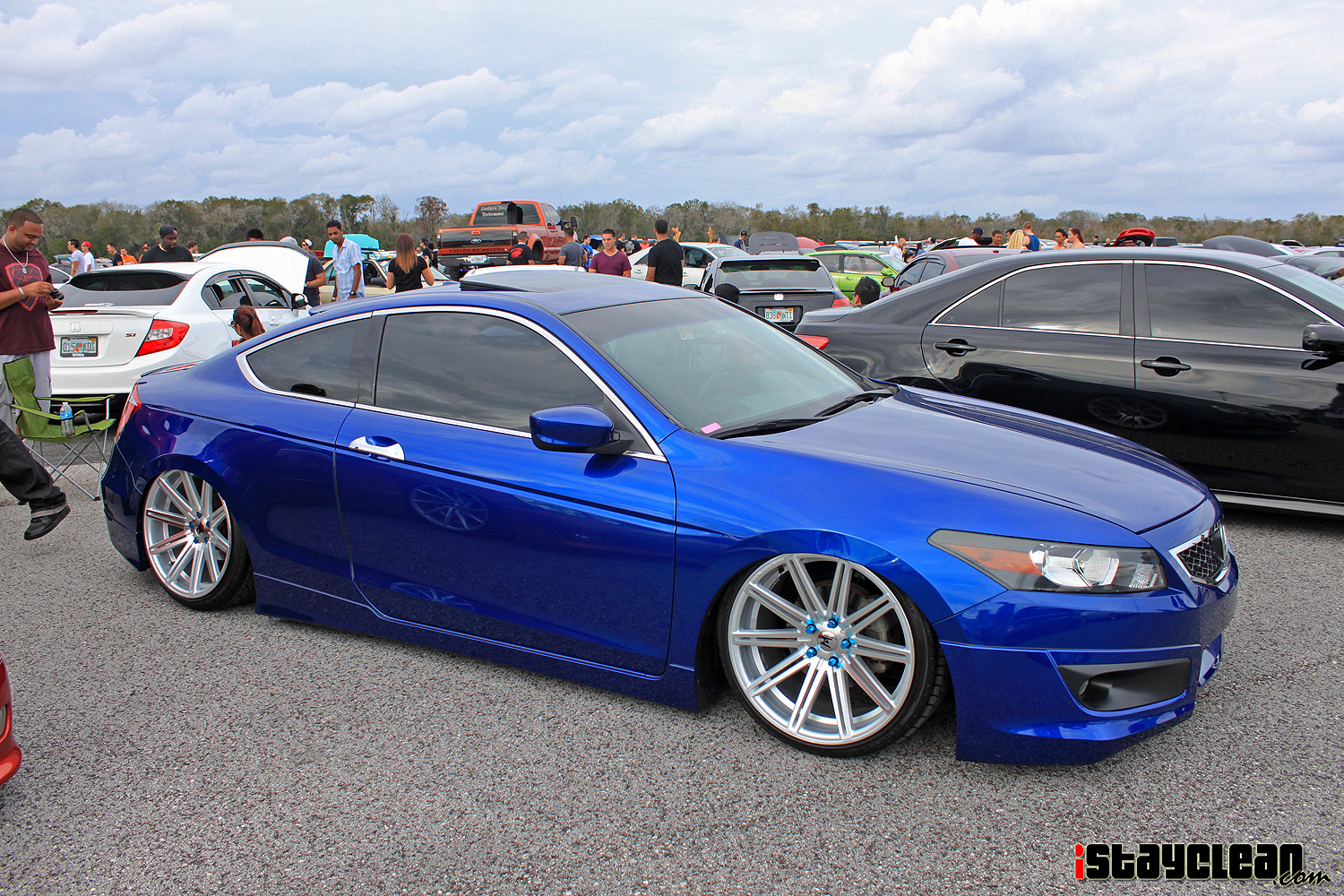 2013 Stanced Accord Coupe | www.galleryhip.com - The ...