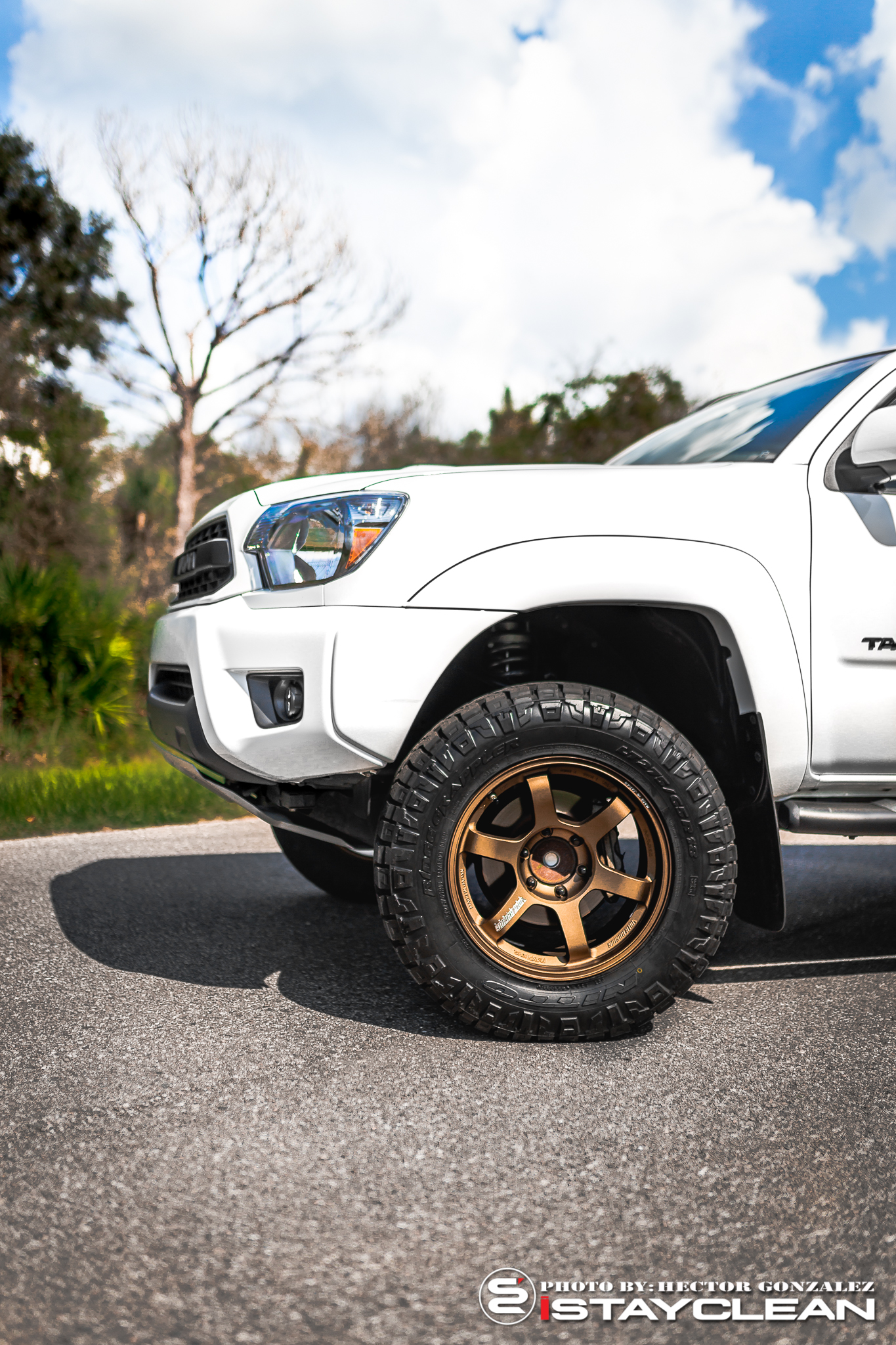Tacoma + TE37=Awesome! – iStayclean